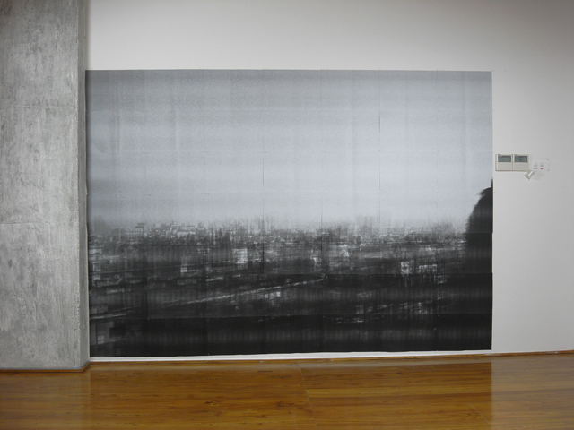 movement1 - poster size installation
